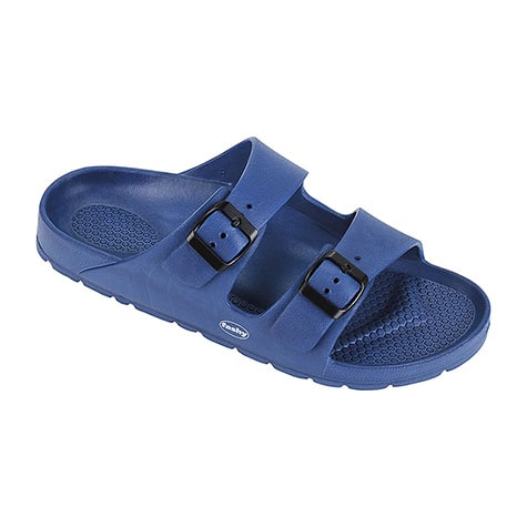 chaussures-sandales-thermes-bleu