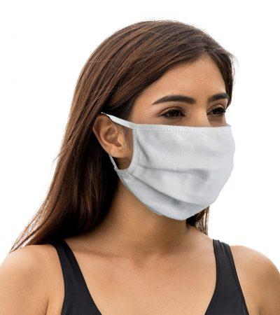 Masque réutilisable Blanc